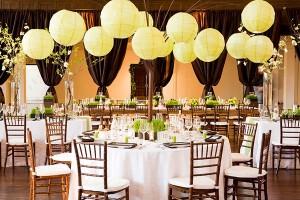 Lampiony do dekoracji ślubnej
