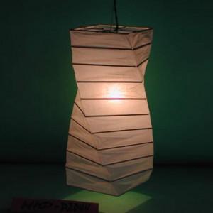 Papierowe lampiony do dekoracji