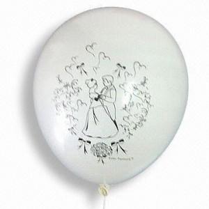 Produkcja balonów ślubnych