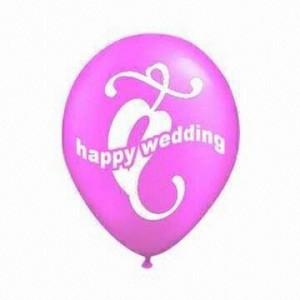 balony dekoracyjne z nadrukiem
