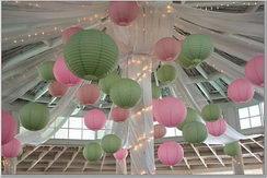 dekoracyjne lampiony wiszące